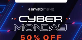 Envato Market - Cyber Monday Sale 2019