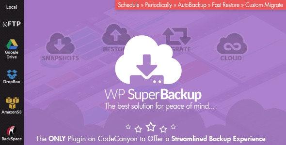 super backup clone - 8 Best WordPress Migration Plugins for 2020