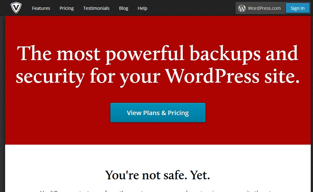 vaultpress - 8 Best WordPress Migration Plugins for 2020