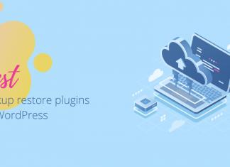 Best WordPress Backup Restore Plugin