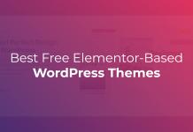 Free Elementor-Based WordPress Themes