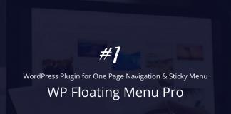 WP Floating Menu Pro Review