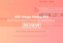 WP Mega Menu Pro - Best Mega Menu Plugin