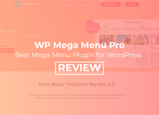 WP Mega Menu Pro - Best Mega Menu Plugin