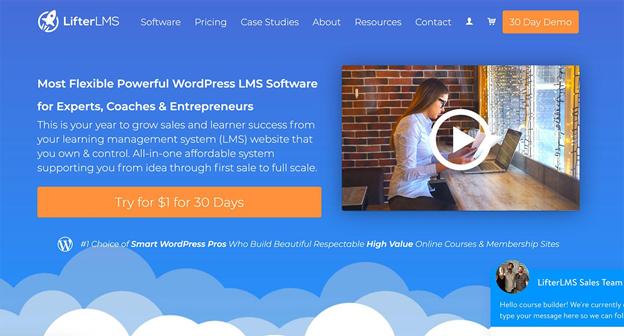 LifterLMS - WordPress LMS Plugin