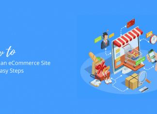 Build an eCommerce Site