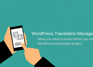 WordPress Translation Management