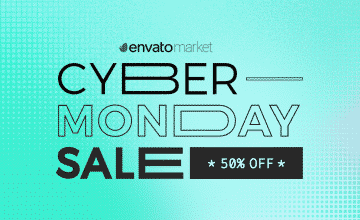 Envato Market - Black Friday and Cyber Monday Deals