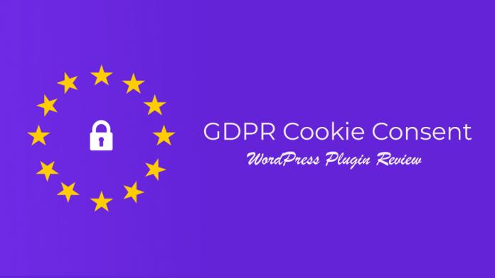 GDPR Cookie Consent WordPress Plugin Review