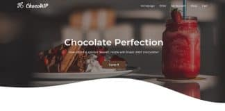 ChocoWP - Free WordPress eCommerce Theme for Bakery & Coffee Shop