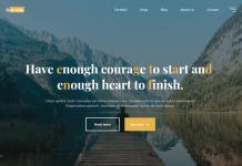 Bravada - Free WordPress Theme