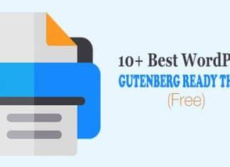 10+ Best Free Gutenberg-Ready WordPress Themes