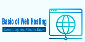 Basic of Web Hosting - Everything You Need to Know