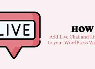 How to Add Live Chat and Live Call to your WordPress Website