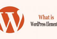 What is WordPress Elementor