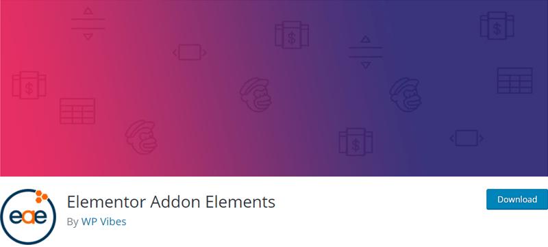 Elementor Addon Elements - Best Elementor Addon & Extension