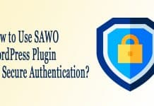 How to Use SAWO WordPress Plugin for Secure Authentication